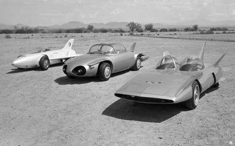 Gm Firebird Concept Cars