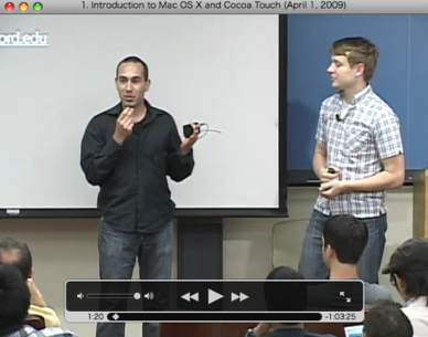 Stanford Lecture01
