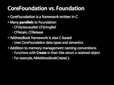 Corefoundation