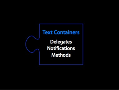 Text Containers