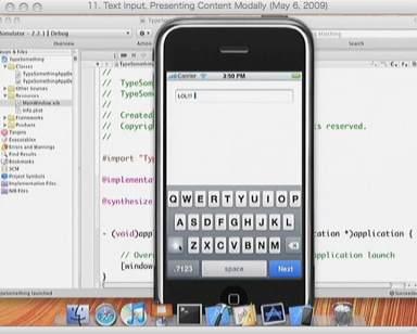 Text Input Demo