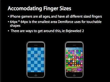 Finger Size