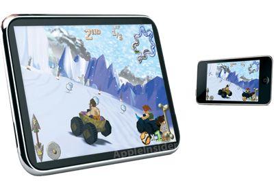 Apple Tablet Ai