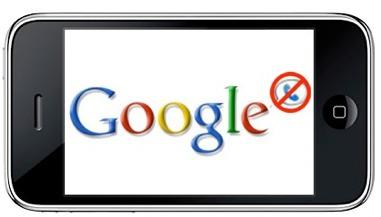 No-Google-Voice-Iphone