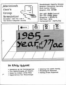 MUG_Newsletter_Dec_1984