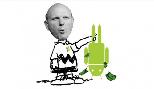 Android-Microsoft-Ballmer