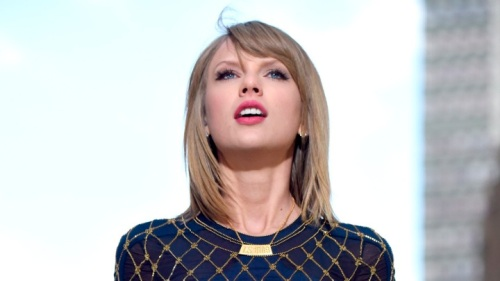 Taylor Swift Epic 1989 Times Square Concert On GMA